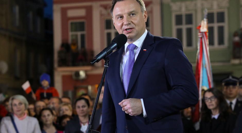 Prezydent: Nie zgadzamy się na jakiekolwiek przejawy imperialnej polityki dominacji