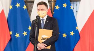 Polska 2050 znów wygrywa z Koalicją Obywatelską. PSL Poza Sejmem