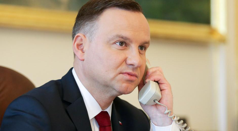 Prezydent zwołał Radę Gabinetową ws. pandemii