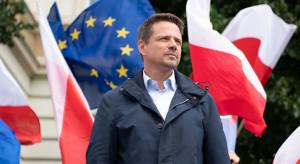 W PO znów głosy, że Rafał Trzaskowski powinien zastąpić Borysa Budkę