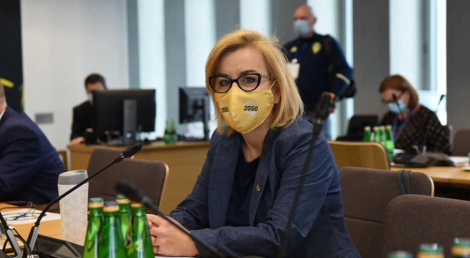 Paulina Hennig-Kloska straciła funkcję szefowej podkomisji. Sugeruje zemstę
