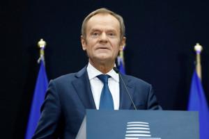Oburzenie po wypowiedzi Donalda Tuska na temat Polski i Węgier