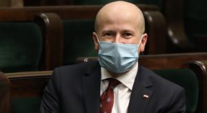 Wróblewski: Zrezygnuję z członkostwa w PiS, jeśli Senat zaakceptuje mój wybór na RPO