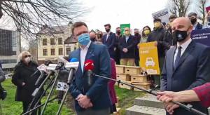 Hołownia poparł kandydaturę Fijołka na prezydenta Rzeszowa