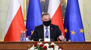 Prezydent: Reakcja władz czeskich wobec Rosji jest całkowicie zrozumiała