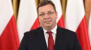 Wójcik: Solidarna Polska popiera Marcina Warchoła w wyborach na prezydenta