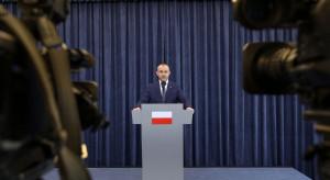Mucha: W interesie Polski jest kontynuowanie misji przez Zjednoczoną Prawicę