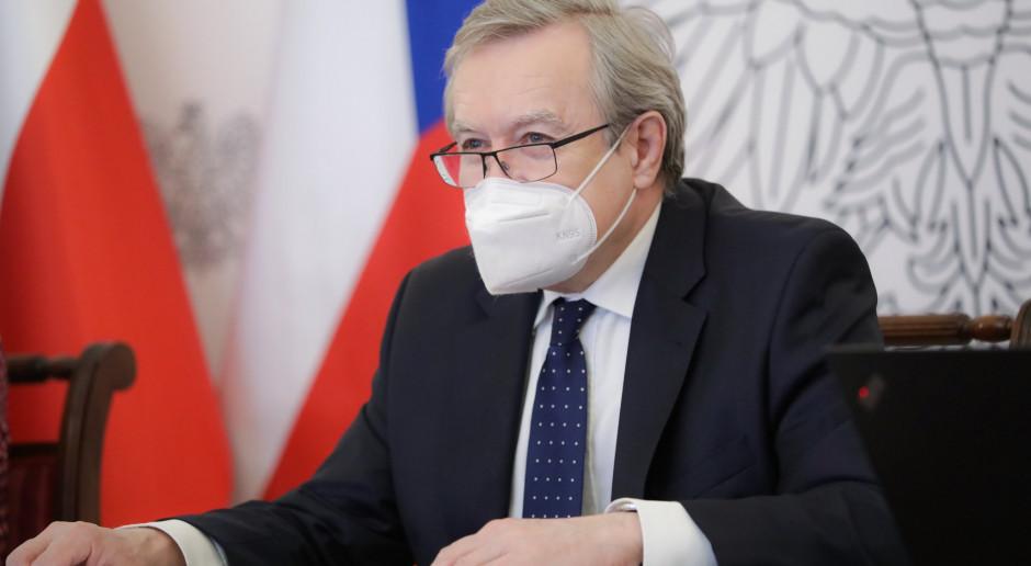 Gliński: Siła Konstytucji 3 maja była podobna do siły polskich powstań