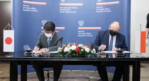Ministrowie Polski i Japonii przyjęli plan działania w ramach strategicznego partnerstwa