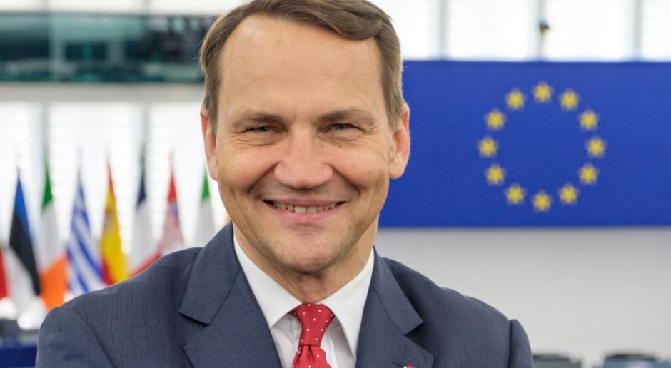 Raś: Radosław Sikorski powinien mieć wpływ na kierowanie PO