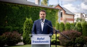 W Sejmie odbyło się spotkanie Rafała Trzaskowskiego z Piotrem Zgorzelskim