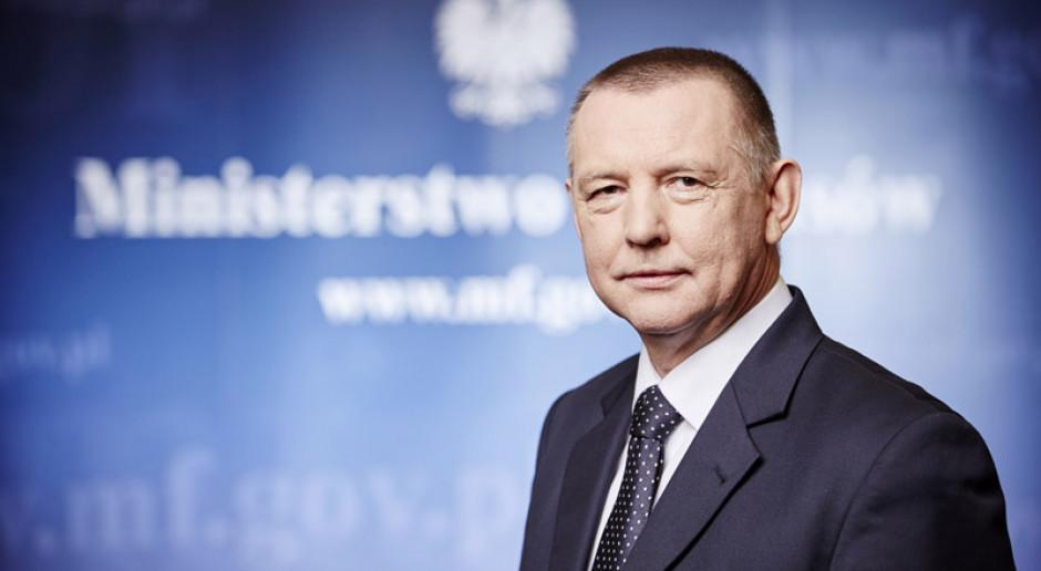 Marian Banaś w prokuraturze w sprawie Jarosława Kaczyńskiego
