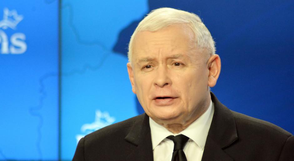 Sondaż Pollster dla SE: Kaczyński z poparciem 60 proc. wyborców PiS