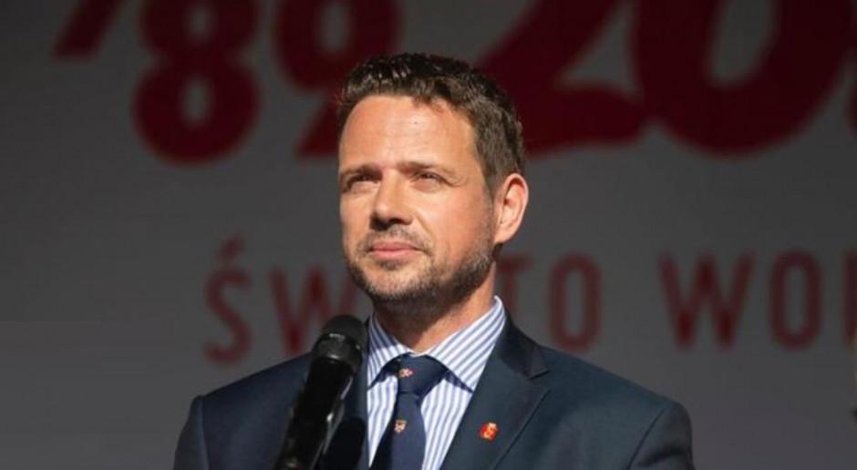 Rafał Trzaskowski: trzeba pytać Donalda Tuska o dokładne intencje i aspiracje