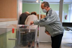 Rzeszów: Do 9.00 niewielka liczba głosujących