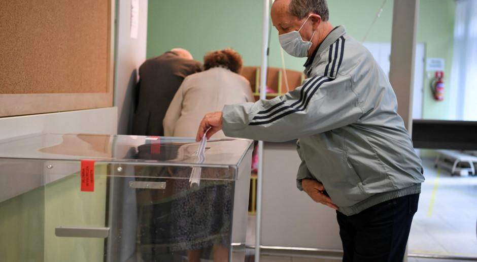 Rzeszów: Do 9.00 niewielka liczba głosujących, bez incydentów