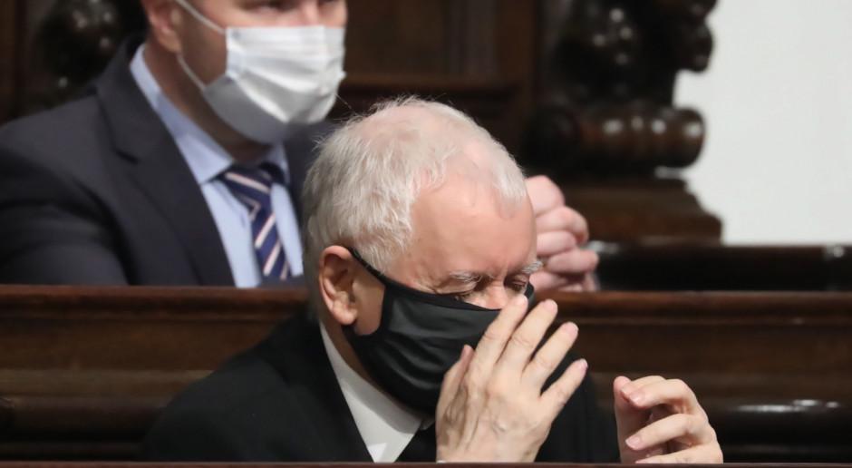Horała: Myślę, że nikt nie wyobraża sobie innego prezesa PiS niż Jarosław Kaczyński