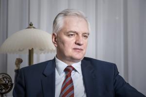 Jarosław Gowin: ponieśliśmy dającą do myślenia porażkę, to dzwonek alarmowy
