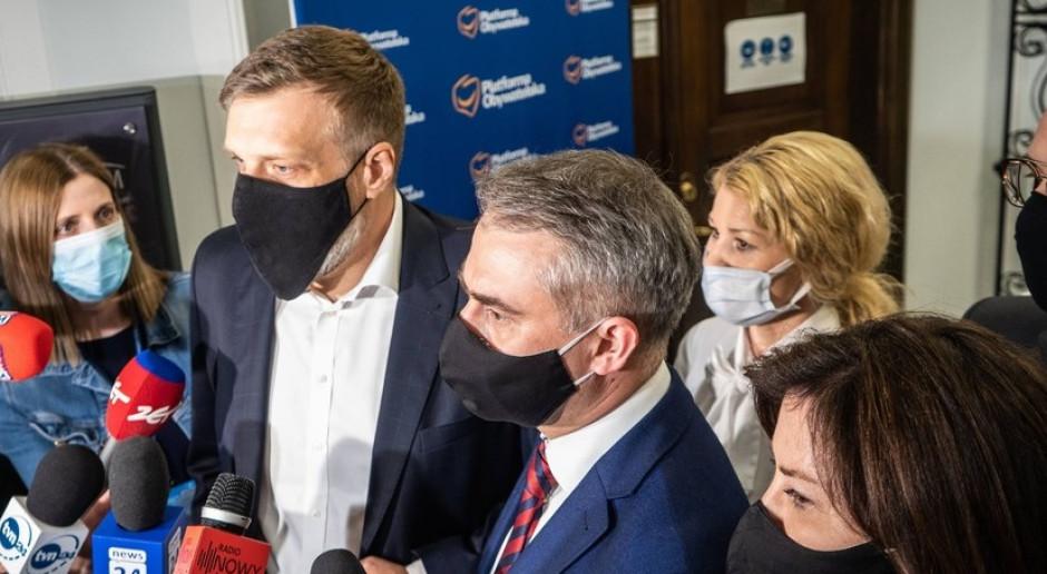 Lewica: Dzisiejsze posiedzenie Sejmu to kpina