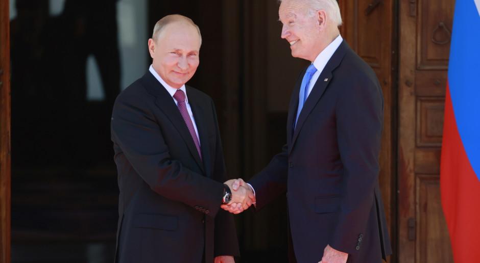 MSZ: Spotkanie Biden-Putin nie zwiastuje przełomu w relacjach USA-Rosja