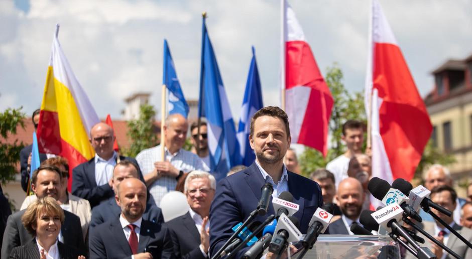 Rafał Trzaskowski ogłosi zarząd stowarzyszenia Ruch Wspólna Polska