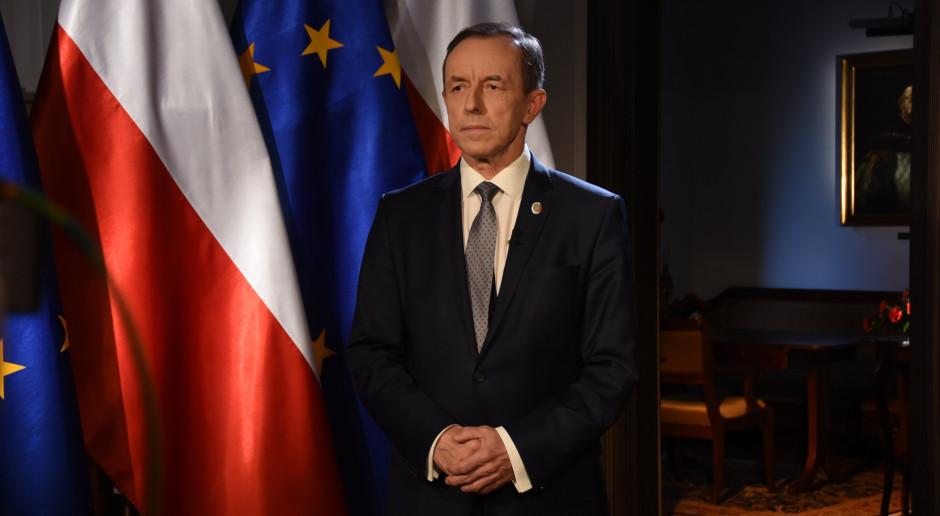 Grodzki: Prezydent powinien zwołać Radę Bezpieczeństwa Narodowego ws. cyberataków