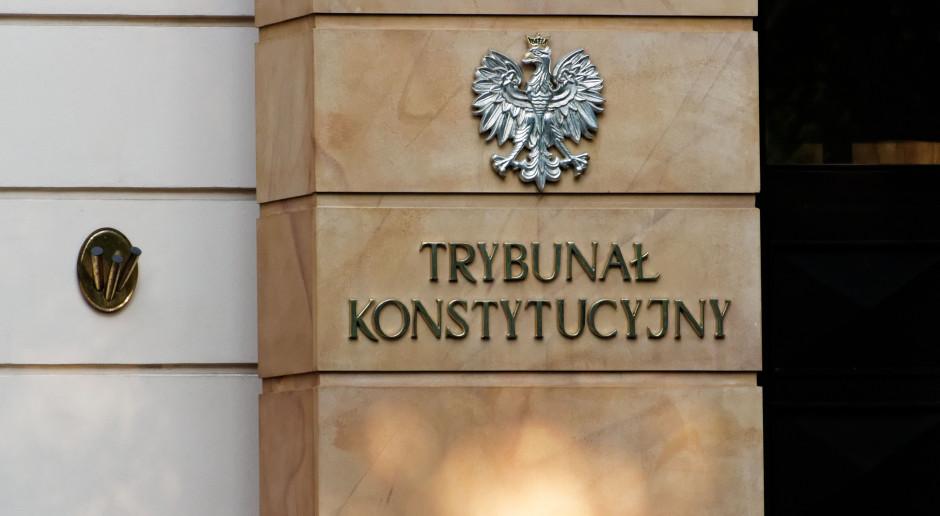 Jest wniosek do TK ws. uprawnień Trybunału Sprawiedliwości UE