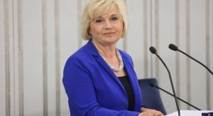 Senat zajmie się kandydaturą Lidii Staroń na RPO