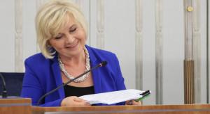 Lidia Staroń w Senacie: urząd RPO nie może być zawłaszczany przez żadną partię