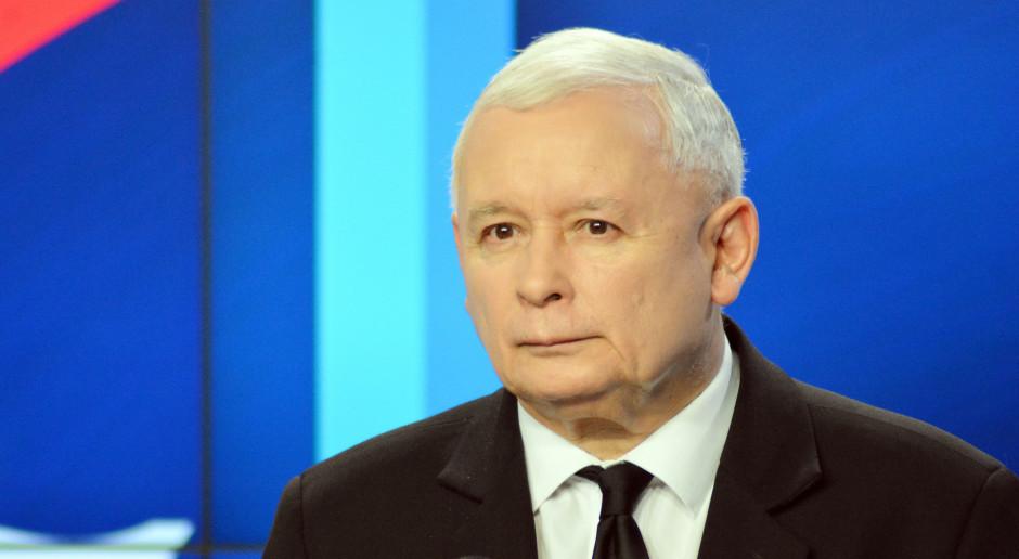 Jarosław Kaczyński: atak cybernetyczny przeprowadzono z terenu Federacji Rosyjskiej