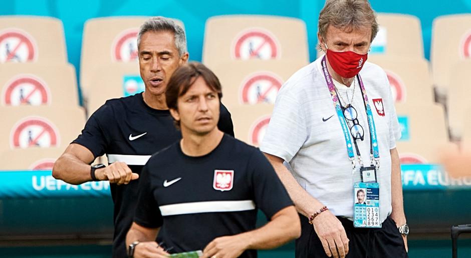 Sondaż dla rp.pl: 40,1 proc. badanych uważa, że Sousa powinien odejść jeśli Polska odpadnie w fazie grupowej Euro