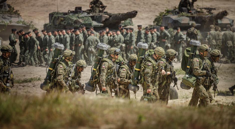 Gen. Gromadziński: Nasza dywizja najbardziej kompatybilna z NATO