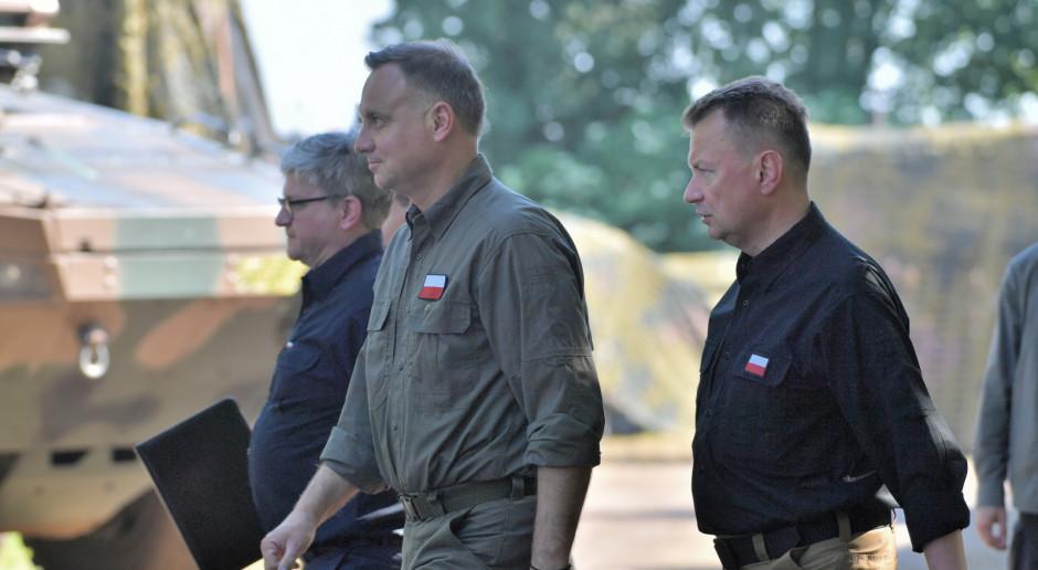Szef BBN: Prezydent chce, aby gen. Andrzejczak kontynuował zmiany