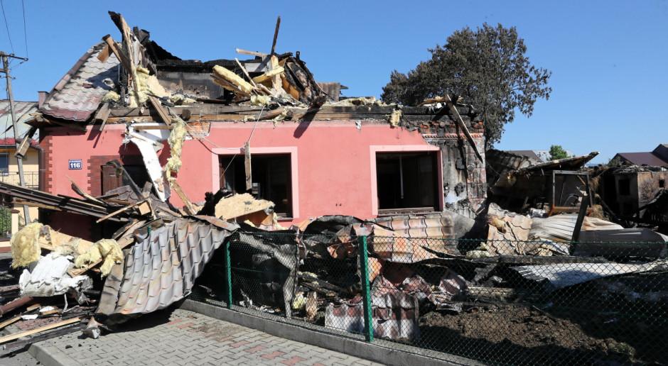 Prokuratura wszczęła śledztwo w sprawie pożaru w Nowej Bialej
