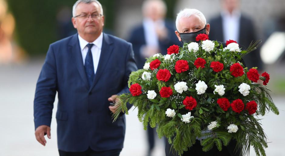 Jarosław Kaczyński w niedzielę na Podlasiu będzie promował Polski Ład