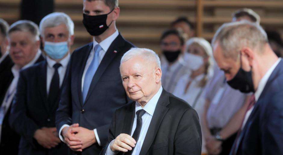 Prezes PiS o Polskim Ładzie: To plan dogonienia Europy do końca tej dekady, jeżeli chodzi o dochód na głowę
