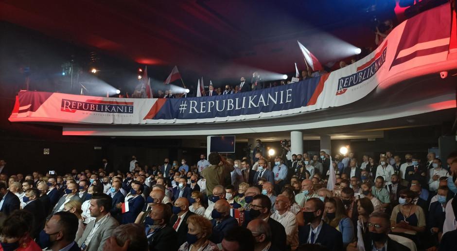 Strzeżek: PiS ma swoją pierwszą filię - Partię Republikańską