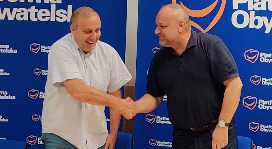 Grzegorz Schetyna p.o. szefa struktur PO na Dolnym Śląsku