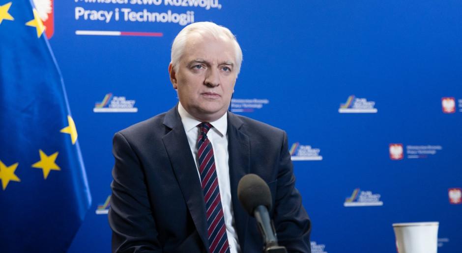 Gryglas: Jarosław Gowin nie wspiera większości parlamentarnej