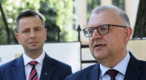 Senator Kazimierz Michał Ujazdowski przechodzi z KO do PSL