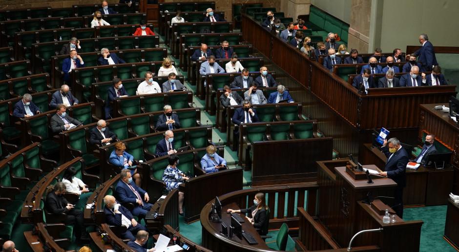 W Sejmie wniosek o wotum nieufności wobec Mariusza Kamińskiego