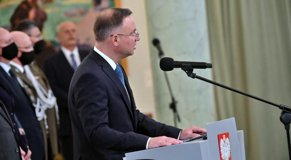 Para prezydencka: Polskim rodzinom niezmiennie jesteśmy gotowi nieść pomoc i okazywać wsparcie