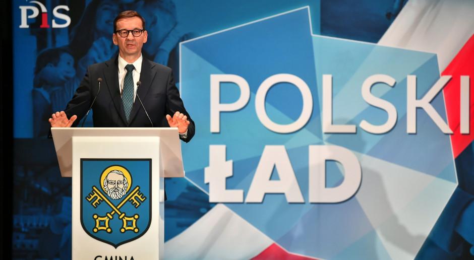 Premier: KPO i Polski Ład są nadzieją na lepszą przyszłość po pandemii