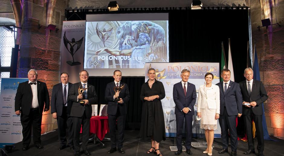 Marszałek Grodzki odebrał w Akwizgranie polonijną nagrodę dla Senatu