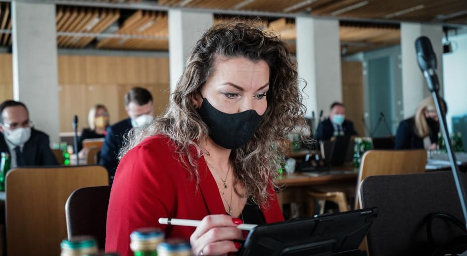 Posłanka Monika Pawłowska jedną z ofiar ataków hakerskich