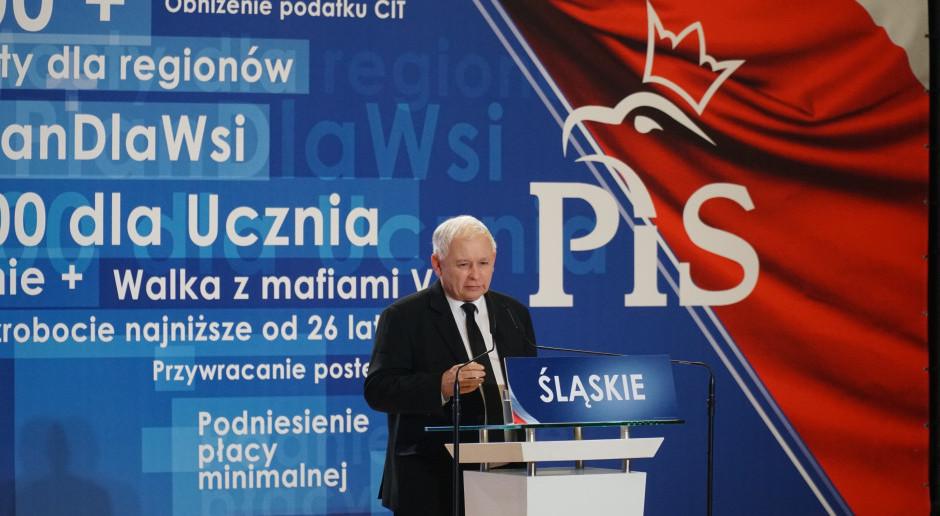 Prezes PiS: nie chcemy w Europie radykalnego ograniczenia wolności