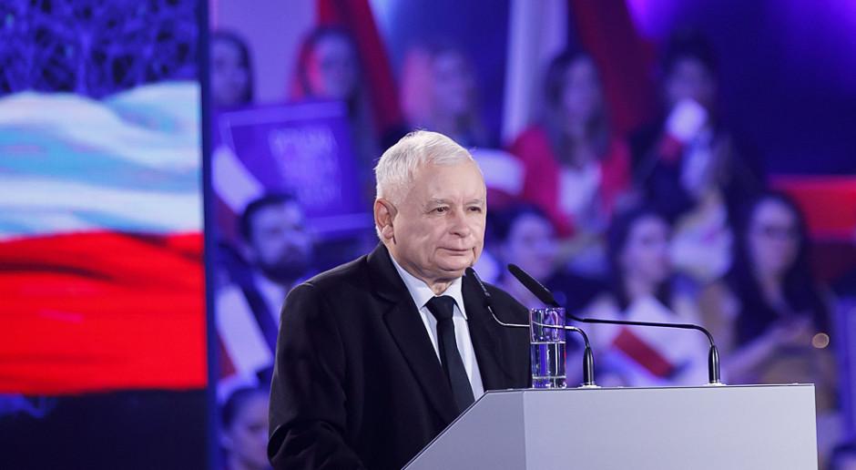 Kaczyński o powrocie Tuska: musi wrócić, bo nie ma innego wyjścia