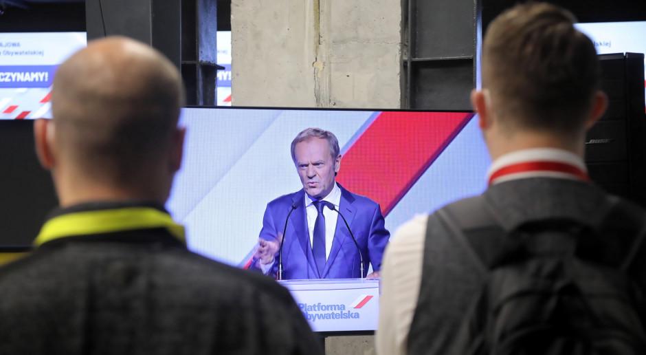 Tusk: Prezesie Kaczyński i towarzysze z PiS-u - powinniście umieć powiedzieć Polakom: Przepraszamy