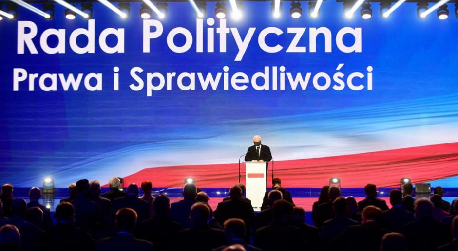 Kaczyński: Musimy być przygotowani na zaostrzenie walki politycznej