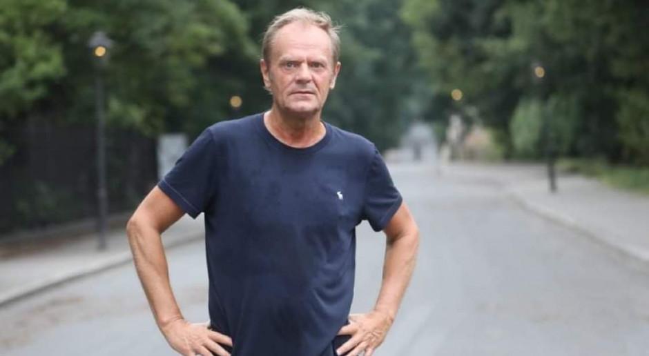 Tusk: Syn ma kwalifikacje i w gdańskim urzędzie zarabia poniżej 3 tys. zł - czy to jest nepotyzm?